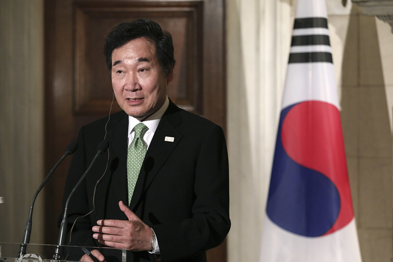 S.Korean PM to visit China next week to attend Boao Forum for Asia