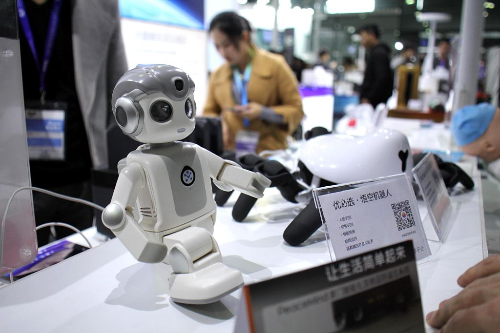 AI, big data to bring more jobs in China: report