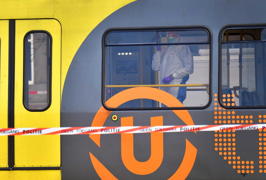 Suspect in Utrecht shooting admits guilt to judge, prosecutors say