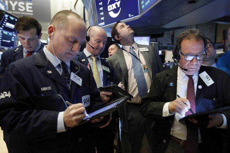 Stocks, bond yields fall sharply as growth worries spread