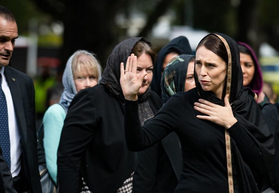 New Zealand stays silent to mourn Christchurch massacre victims