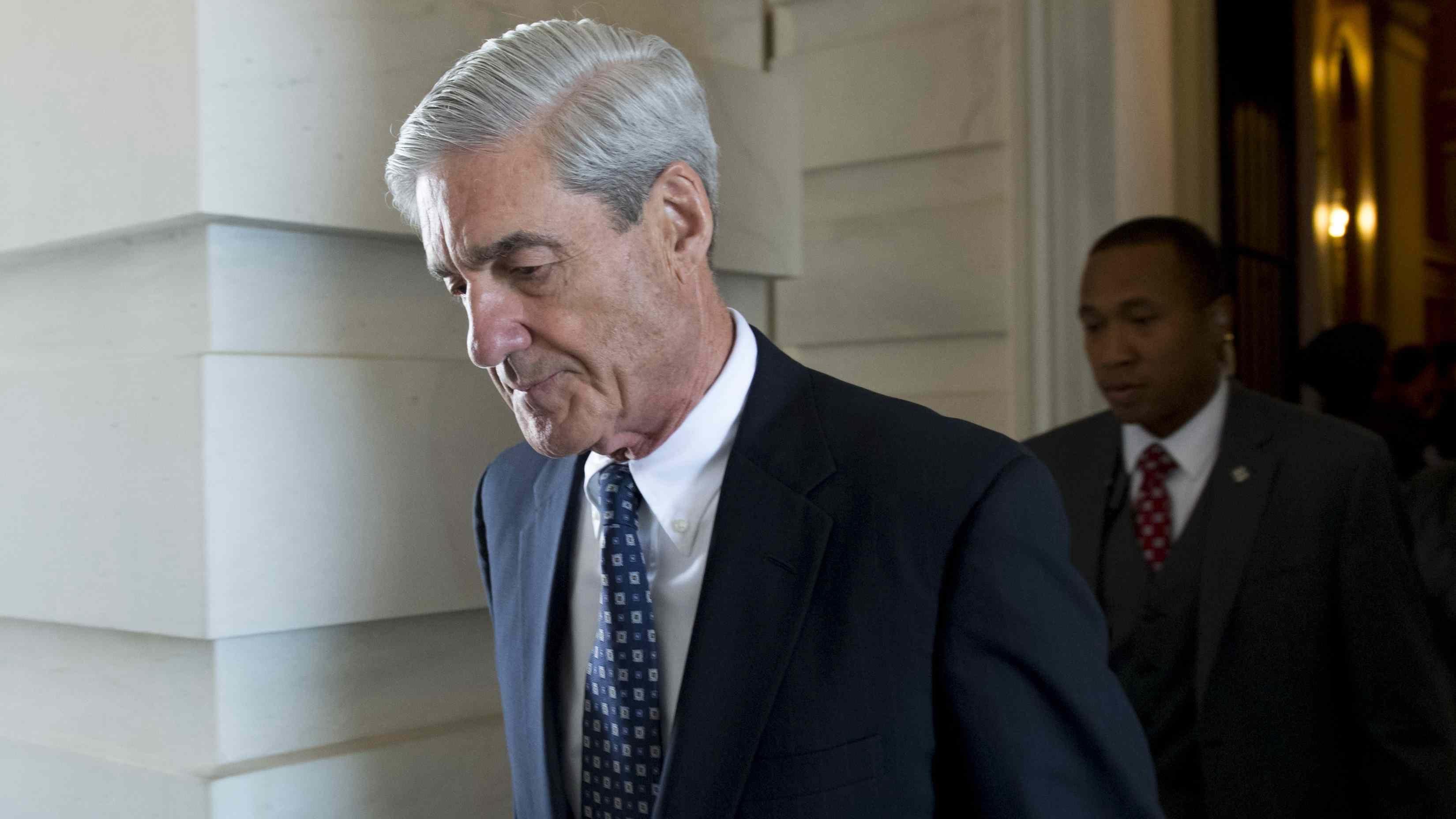 Mueller concludes Russia-Trump probe, delivers report