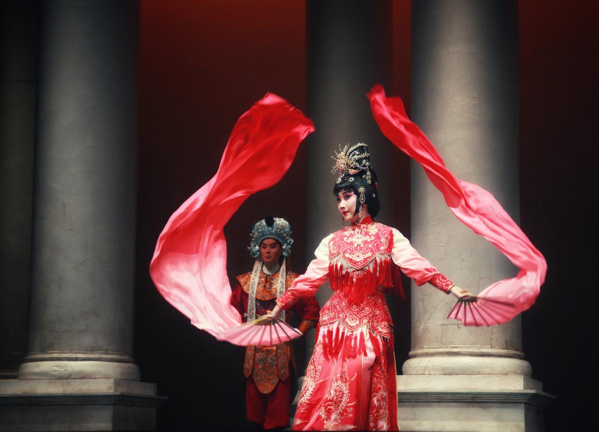 Cultural exchanges enhance Sino-Italian friendship