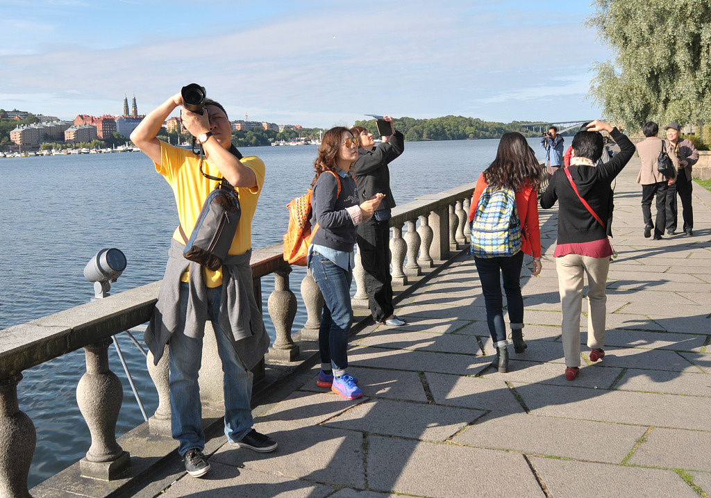 Safety alert extended for Chinese citizens in Sweden
