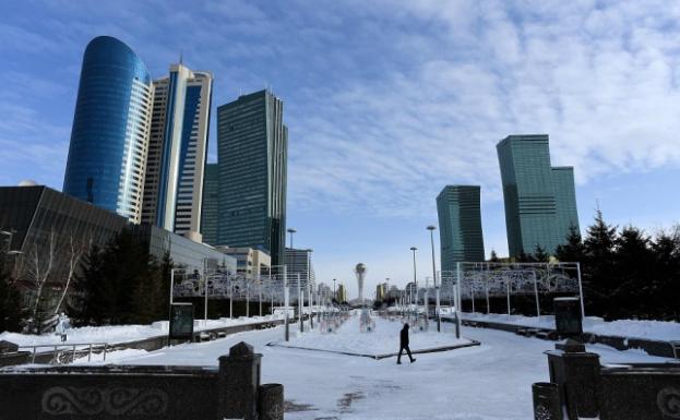 Kazakhstan renames capital from Astana to Nur-sultan