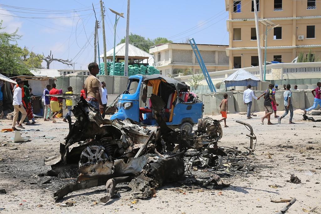 Somalia mourns death of deputy minister in terror attack