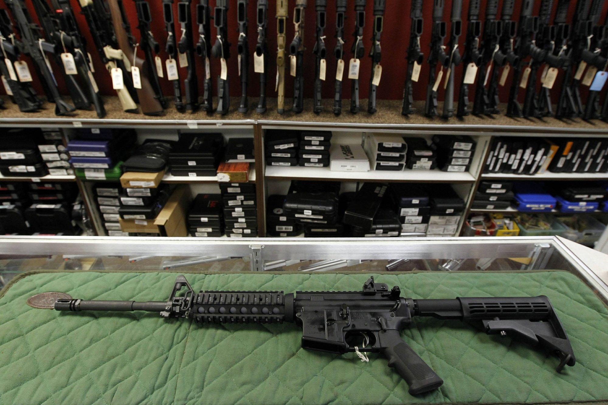 Majority of Americans favor stricter gun laws: Poll