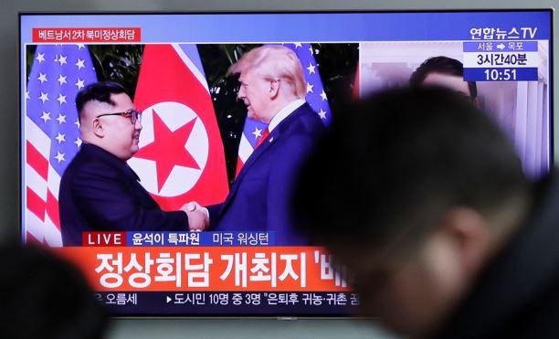 Trump reversing new sanctions on DPRK