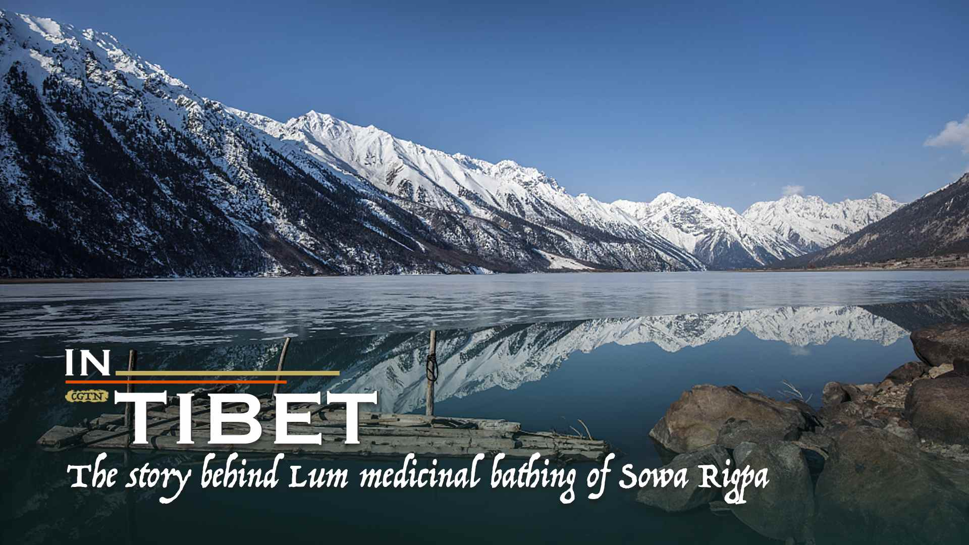 In Tibet: The story behind Lum medicinal bathing of Sowa Rigpa