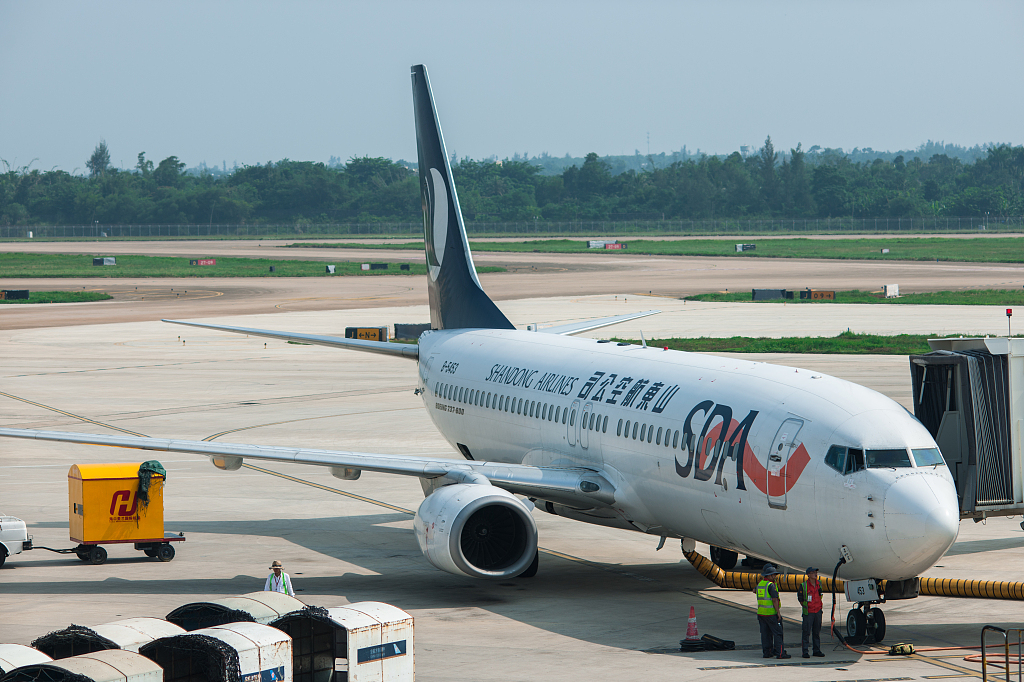 Shandong Airlines to add more flights to ROK, Japan