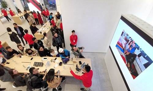 Experiencing Huawei