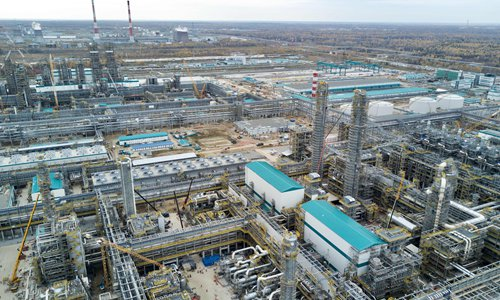 Russia remains China's largest crude oil source for 3rd year