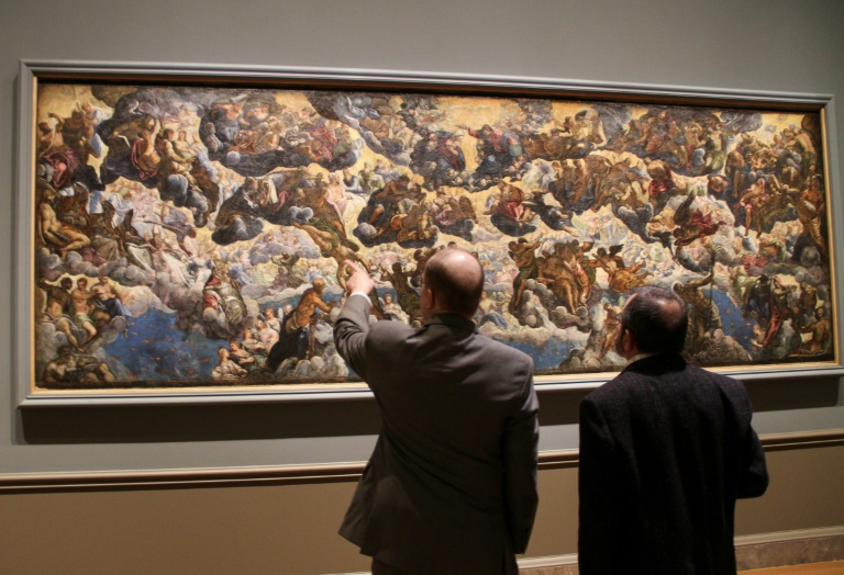 Tintoretto's bold innovations highlighted in US show