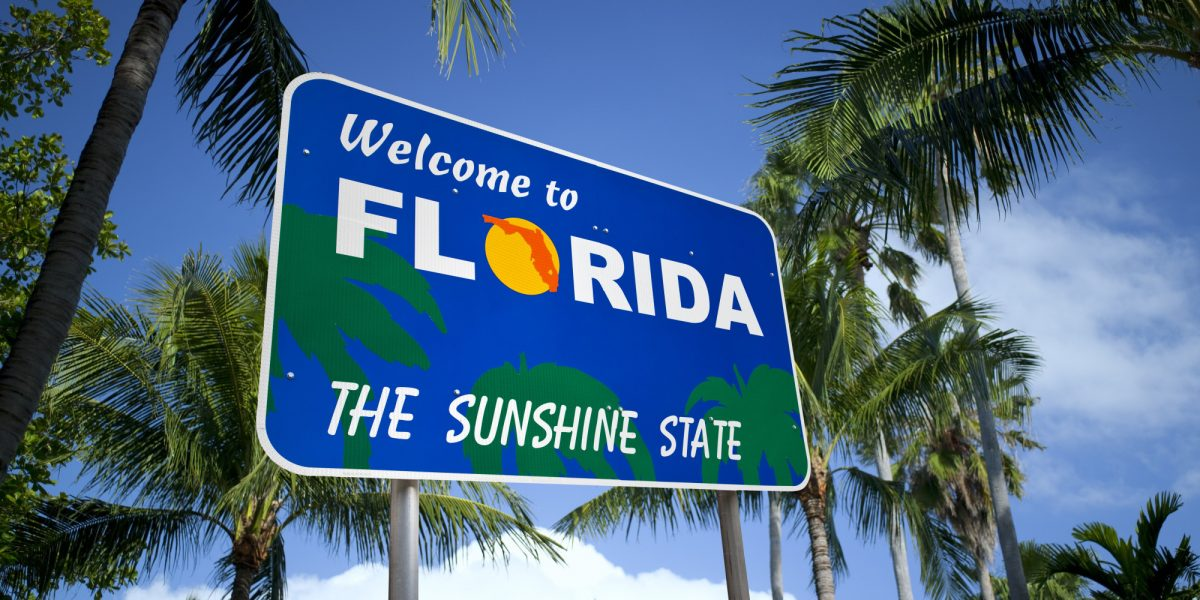 Search 'Florida man' followed by your birthday: What's your story?