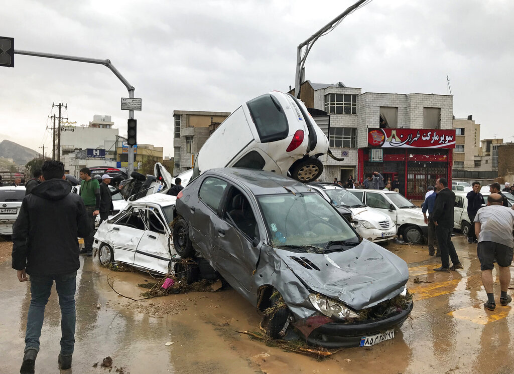 17 killed, dozens injured in southern Iran flood