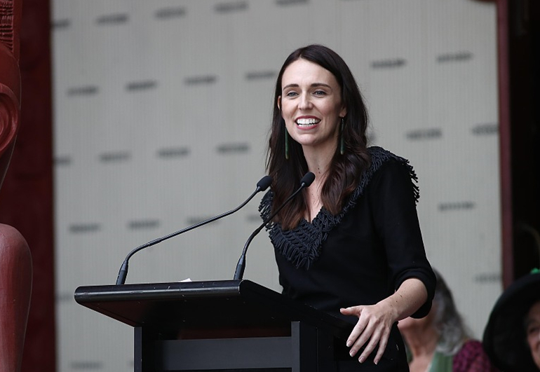 New Zealand PM Ardern to visit China March 31 to April 1