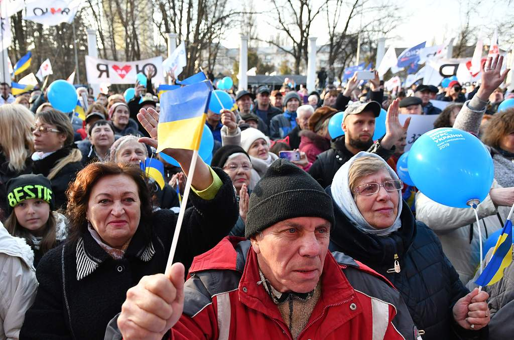 Russia abandons plan to send observers to Ukraine's presidential election