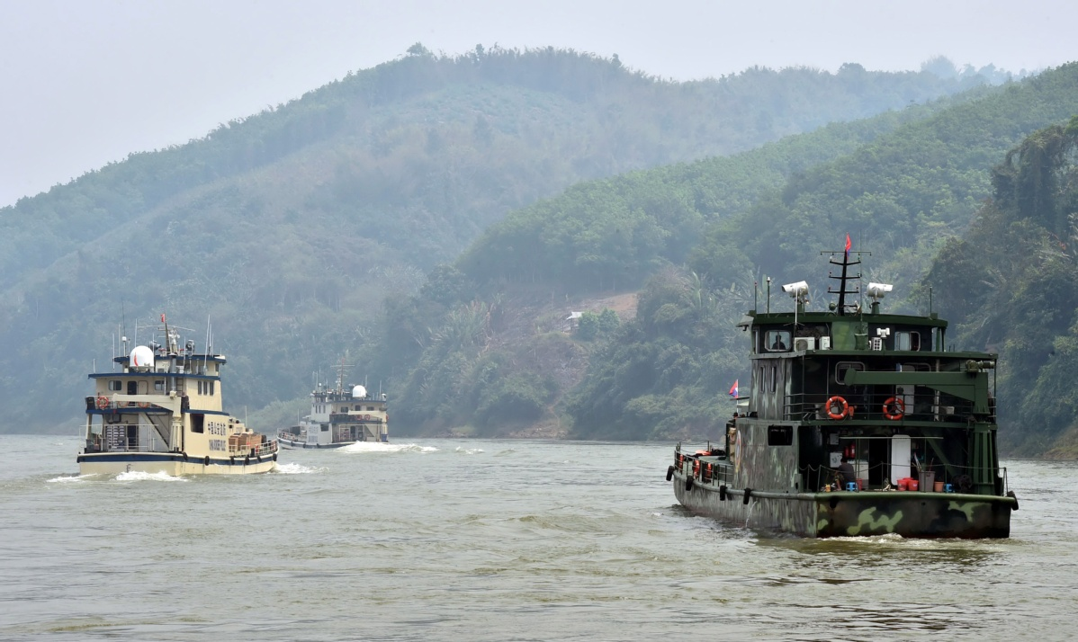 China to enlist college students as volunteers in Mekong River areas