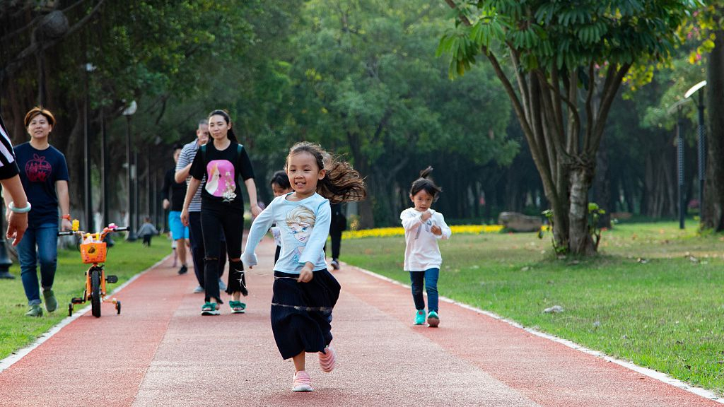 Greenway linking up tourist sites in Chinese cities