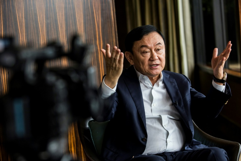 Former PM Thaksin says Thai election 'rigged' and marred by 'irregularities'