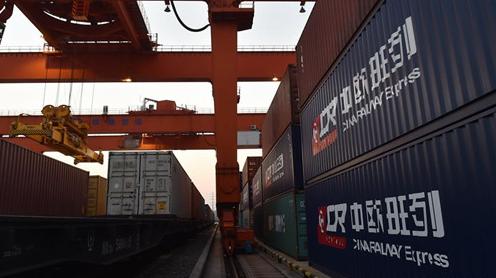 China, EU move to further improve relations