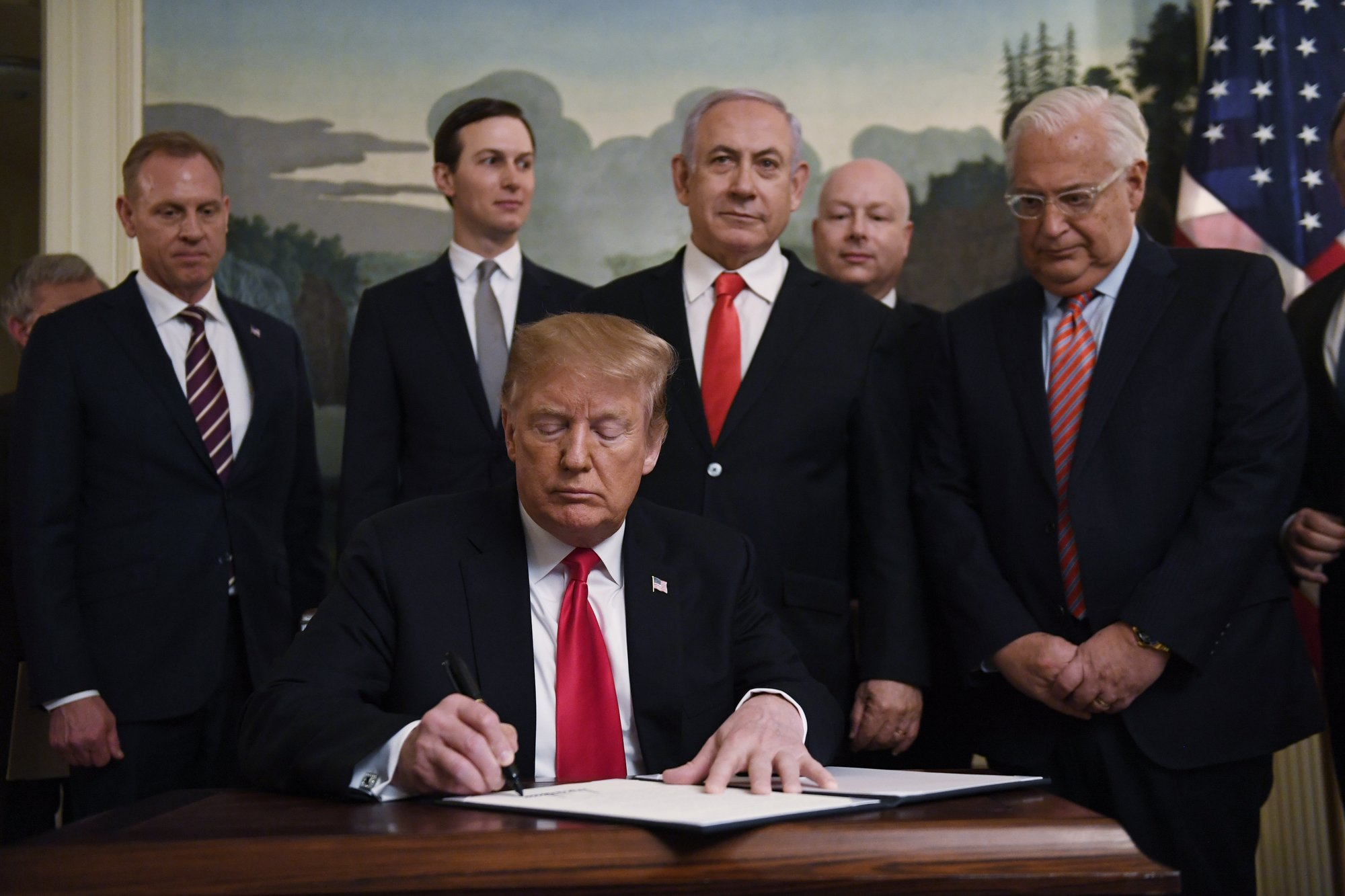 Arab League condemns Trump's recognition of Israeli sovereignty over Golan