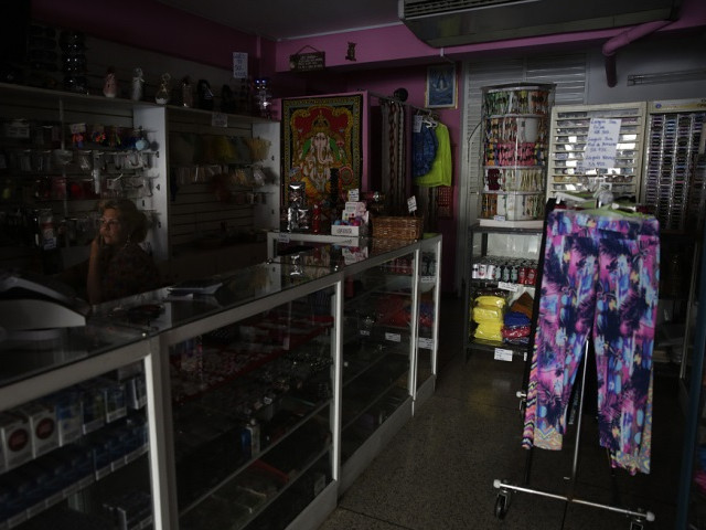 Second blackout in a month hits Venezuela