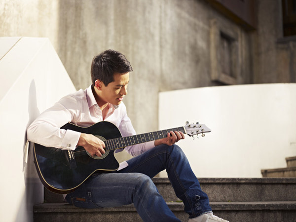 Chinese guitarist shines in Croatia