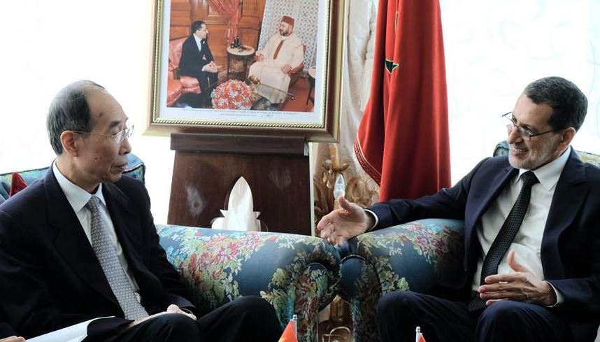 CPC delegation visits Morocco to promote ties