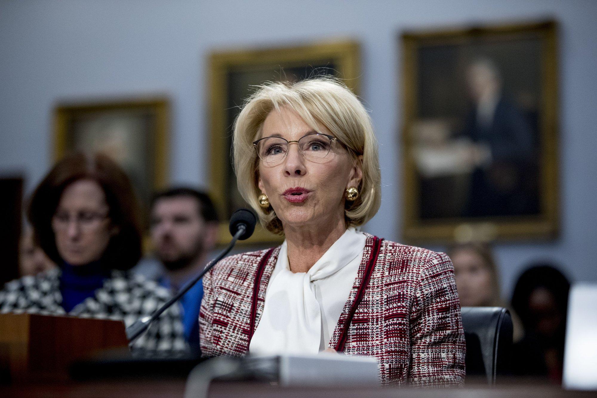 US Education Department investigating college bribery scheme