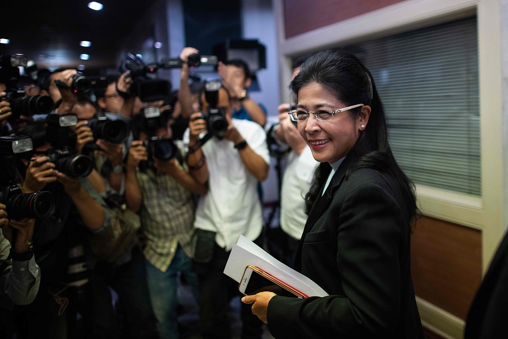 Thai anti-military parties say they have seats to form govt