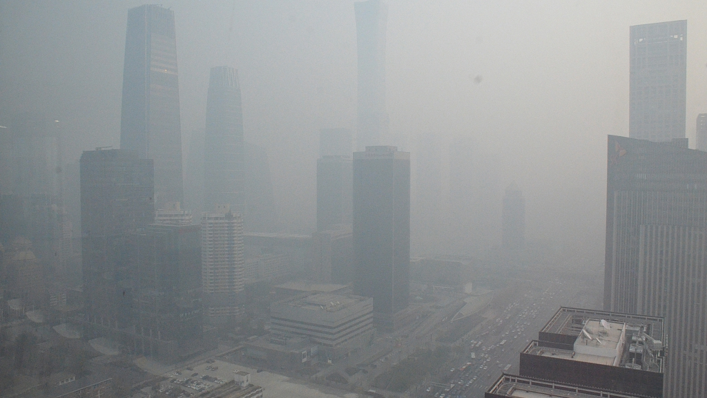 China to show ways to beat air pollution on World Environment Day