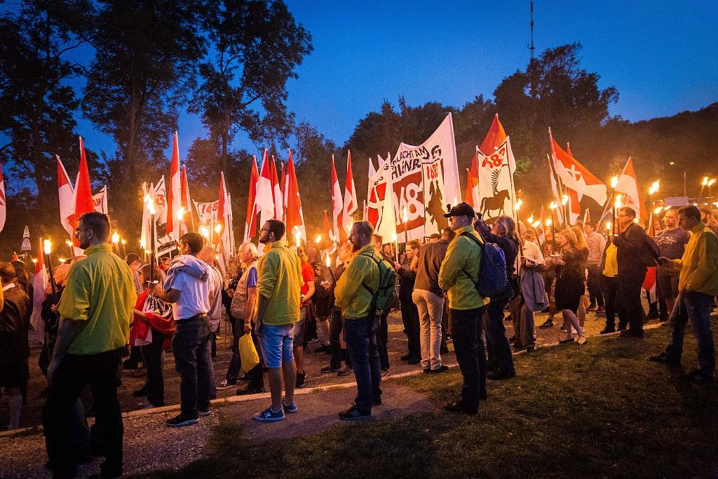 Austria mulls disbanding far-right group over NZ attacker link