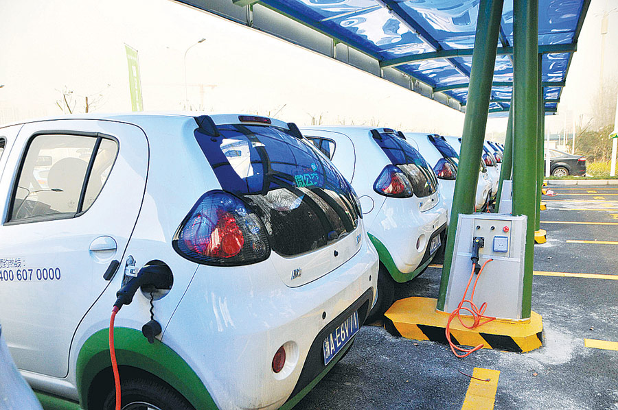 NEV subsidies continue gradual phase-out