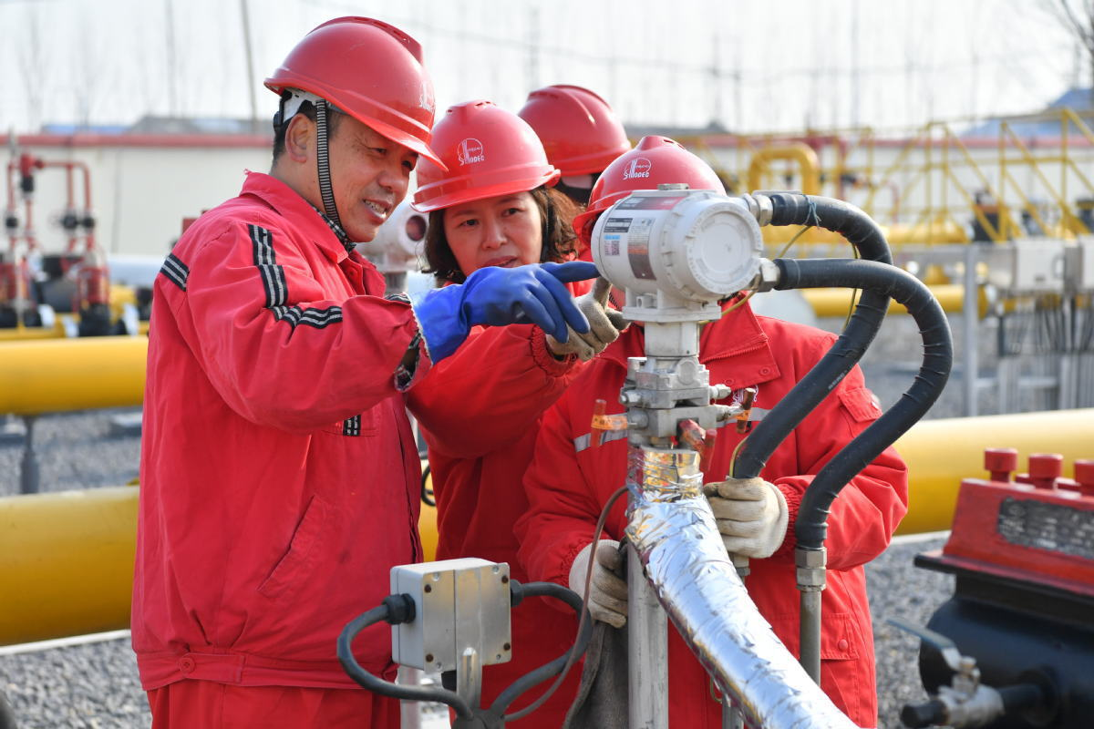 Sinopec leads peers in terms of profitability