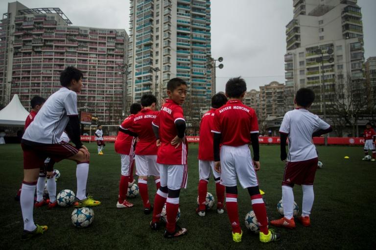 Bundesliga opens office in China
