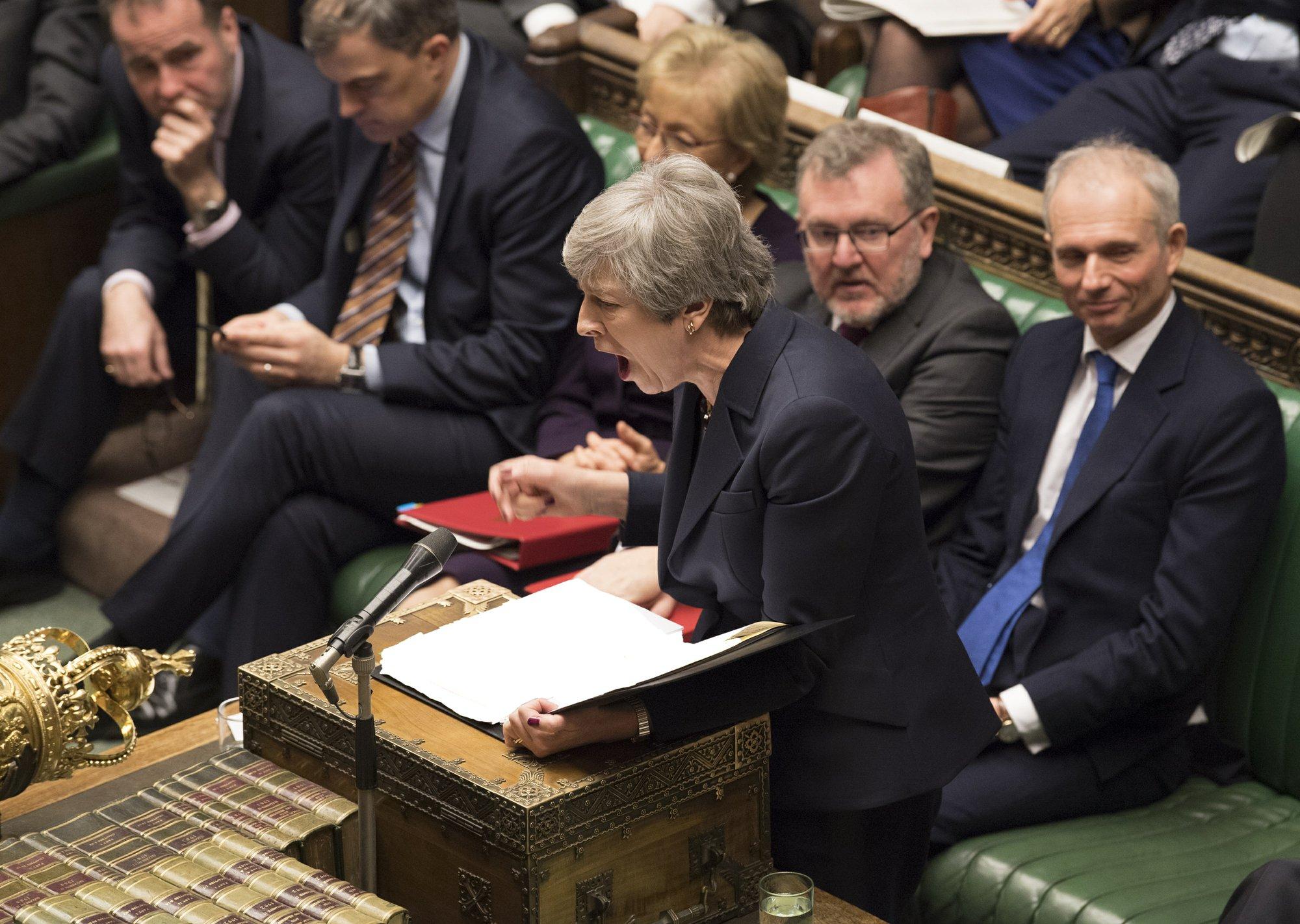 No Brexit alternative gets Parliament majority