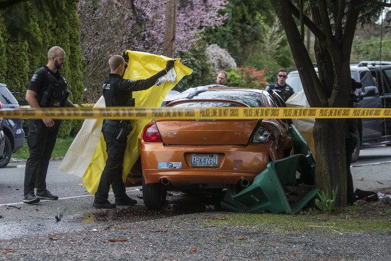 Seattle police report multiple victims in shooting