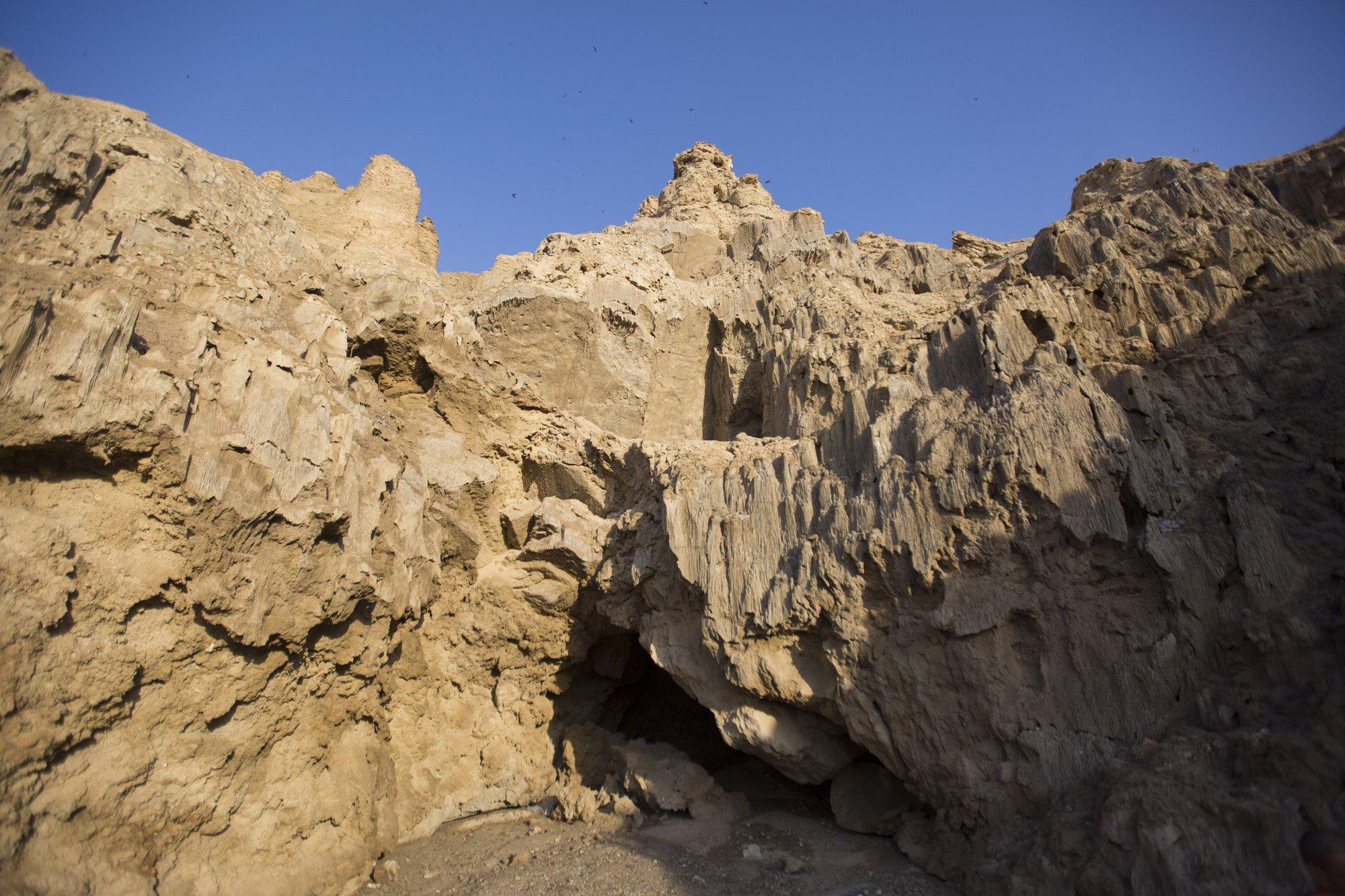Israeli researchers say Sodom salt cave is world's longest