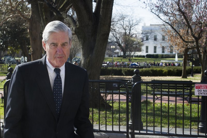 Mueller report is more than 300 pages long