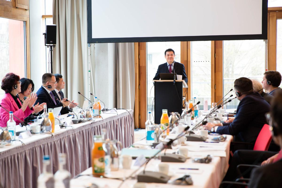Sino-German dialogue on human rights