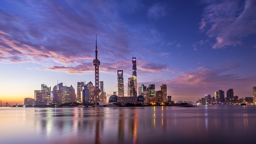 Newly released tourist pass in Shanghai combines land, water and sky