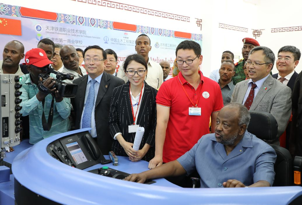 Africa's first Luban workshop opens in Djibouti