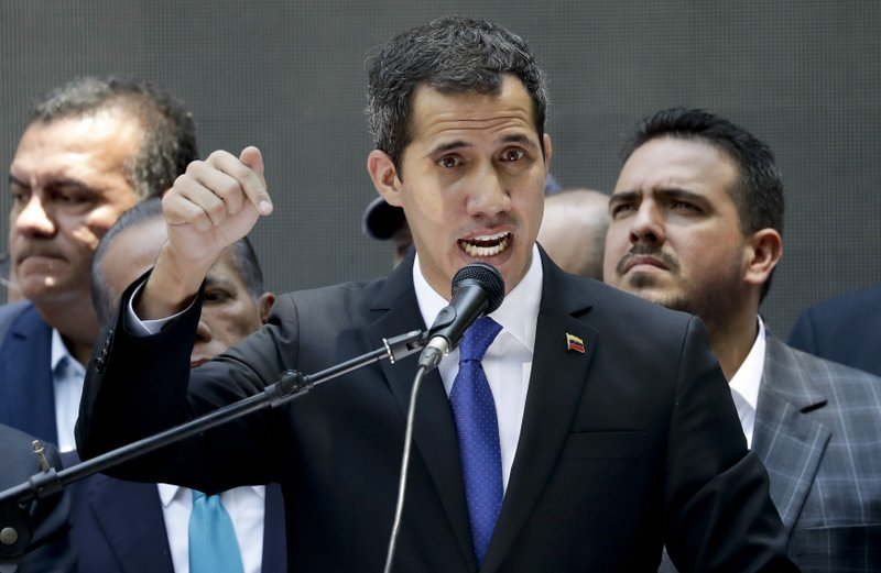 Venezuela disqualifies Juan Guaido from public office for 15 years