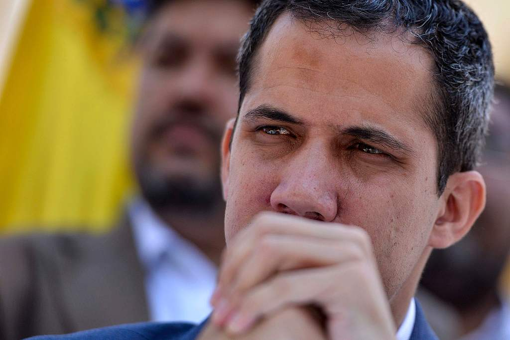 Venezuela disqualifies Guaido from public office for 15 years