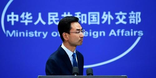 Britain slammed for report on HK