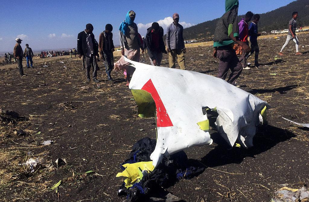 Flight-control feature in the Ethiopian's Boeing 737 MAX jet activated: investigators