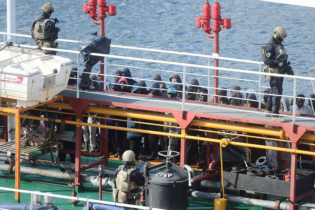 Malta's armed forces seize merchant ship hijacked by rescued migrants
