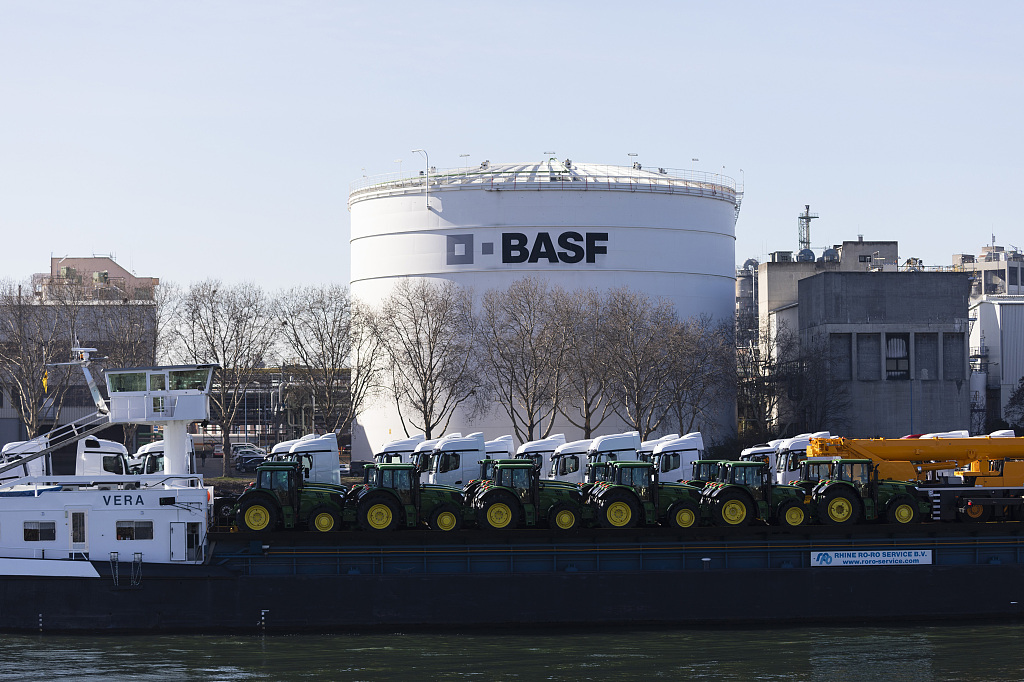 BASF pushing for construction of new Verbund site in China