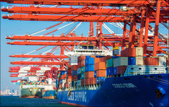 China aims to reduce cost of logistics